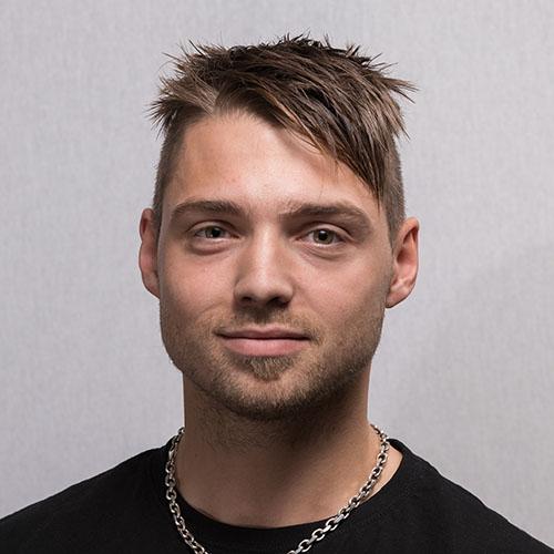 Portrait of Øyvind  Hansen