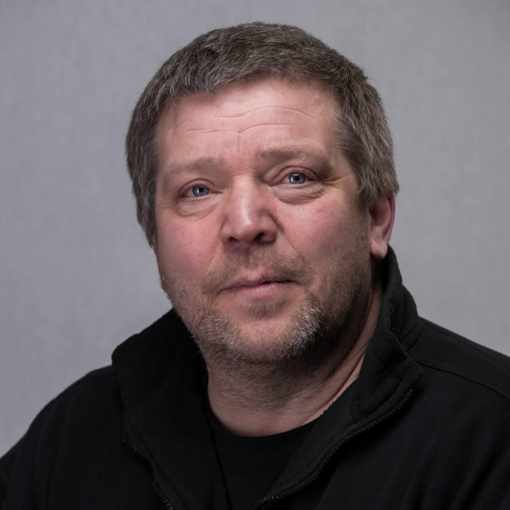Portrait of Kolbjørn  Lerberg