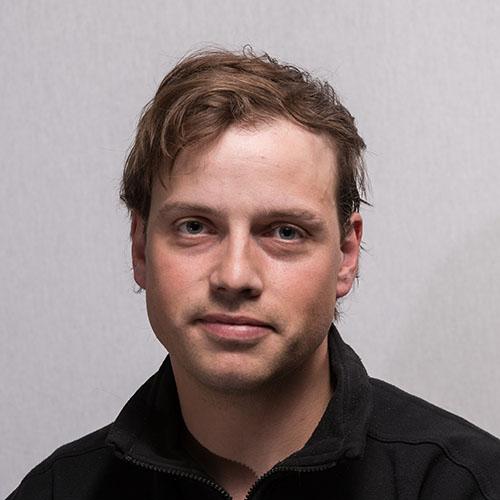 Portrait of Geir  Hansen