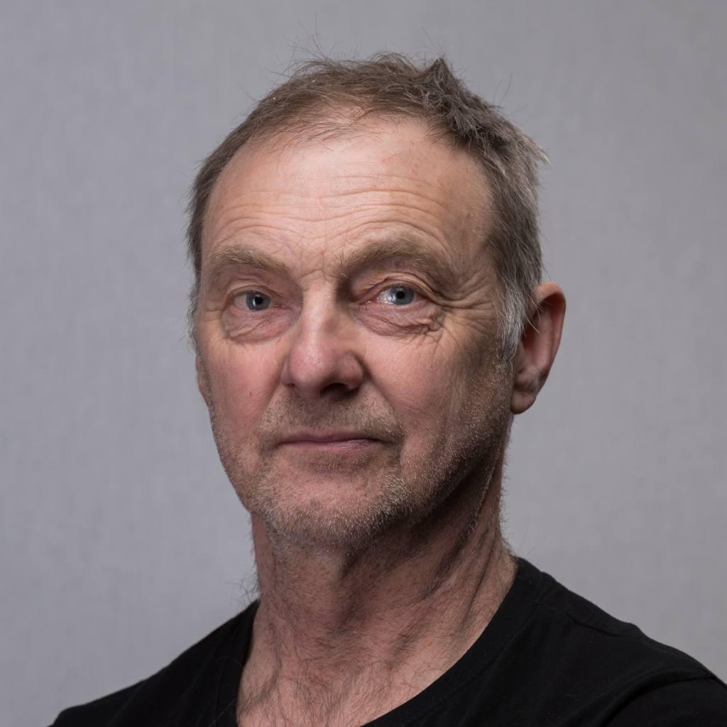 Portrait of Helge  Humberset