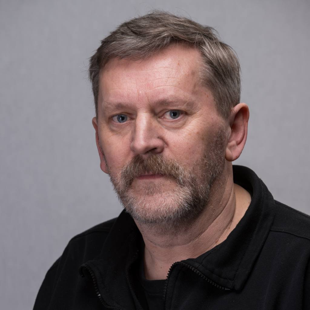 Portrait of Morten  Lid
