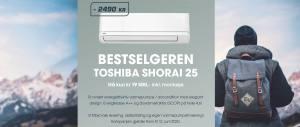 Kampanje Toshiba Shorai 25 juni 2020
