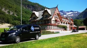 Hotell Union Øye Egset Ventilasjon juli 2021