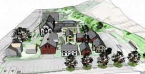 Hotell Union Øye utbygging klyngetun 2021-2022