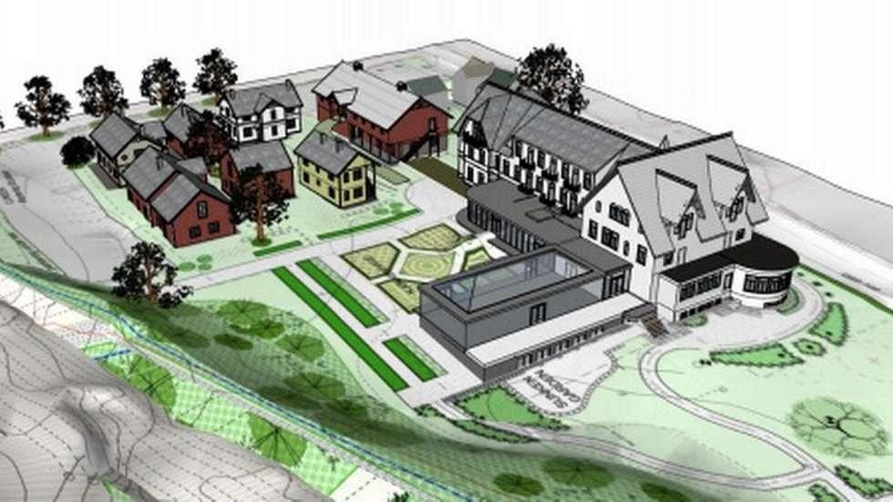 Hotell Union Øye utvidelse 2021-2022